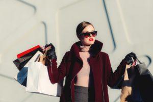 ショッピング画像